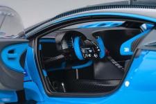 BUGATTI Vision GT 2015 Azul - AutoArt Escala 1:18 (70986)