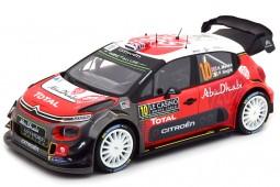 CITROEN C3 WRC Rally Monte Carlo 2018 K. Meeke / P. Nagle - Norev Escala 1:18 (181636)