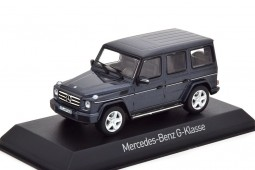 MERCEDES-Benz G-Class 2015 Gris Metalizado - Norev Escala 1:43 (351342)