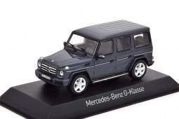 MERCEDES-Benz G-Class 2015 Metallic Grey - Norev Scale 1:43 (351342)