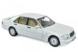 MERCEDES-Benz S-Class S320 (W240) 1997 White - Norev Scale 1:18 (183720)