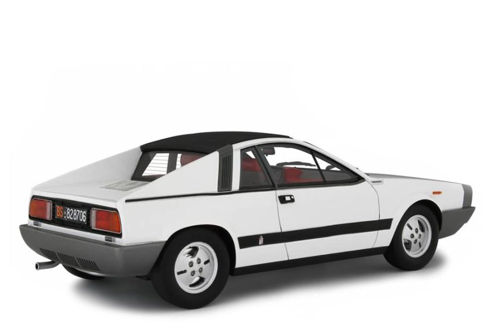 Lancia Beta Montecarlo Serie 1 1975 Blanco
