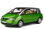 RENAULT Avantime 2003 Verde - OttoMobile Escala 1:18 (OT815)