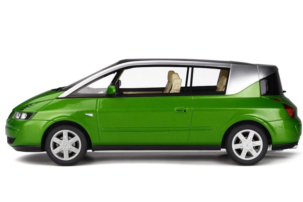 OTTO 1:18 Renault Avantime Green OT815