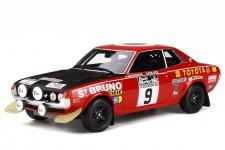 TOYOTA Celica 1600 GT TA22 RAC Rally 1973 O. Andersson / G. Phillips - OttoMobile Escala 1:18 (OT274)