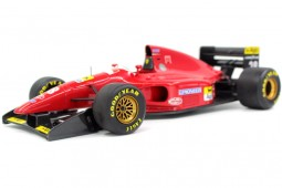 FERRARI 412 T1 Formula 1 1994 Gerard Berger - Incluye Calcas - GP Replicas Escala 1:18 (GP18B)