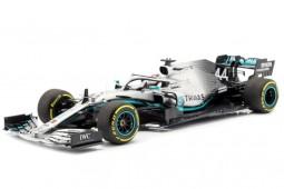 MERCEDES-AMG W10 F1 World Champion 2019 Lewis Hamilton - Minichamps Scale 1:18 (110190044)
