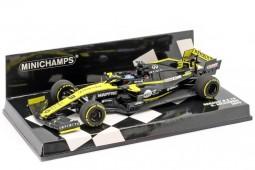 Renault R.S. 19 Formula 1 2019 Daniel Ricciardo - Minichamps Scale 1:43 (417190003)