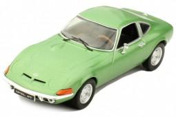 OPEL GT 1969 Verde Metalico - Ixo Models Escala 1:43 (CLC318N)