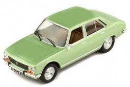PEUGEOT 504 1969 Metallic Green - Ixo Models Scale 1:43 (CLC319N)