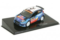 FORD Fiesta R5 Rally Monte Carlo 2019 Greensmith / Edmondson - Ixo Models Scale 1:43 (RAM702)