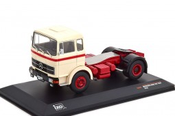 MERCEDES LPS 1632 Towing 1970 - Ixo Models Scale 1:43 (TR039)