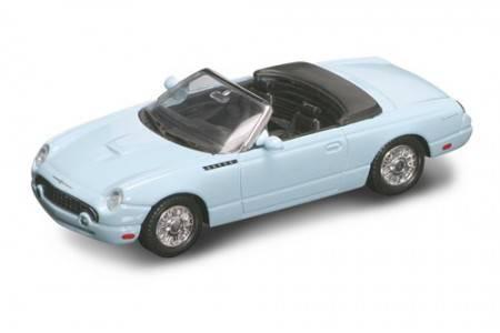 FORD THUNDERBIRD Cabrio - 2003