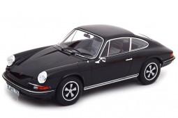 PORSCHE 901 911S Coupe 1973 Negro - Norev Escala 1:18 (187631)