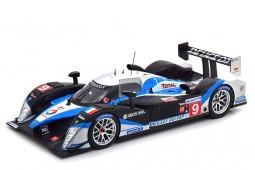 PEUGEOT 908 HDI Winner 24h Le Mans 2009 Brabham / Gene / Wurz - Norev Scale 1:18 (184800)