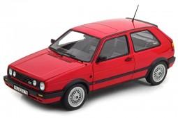 VOLKSWAGEN Golf II GTi 1990 Rojo - Norev Escala 1:18 (188438)