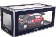 CITROEN C3 WRC Rally Mexico 2018 S. Loeb / D. Elena - Norev Escala 1:18 (181638)