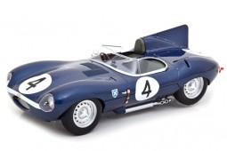 JAGUAR D-Type Winner 24h Le Mans 1956 R. Flockhart / N. Sanderson - CMR Scale 1:18 (CMR142)