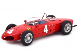 FERRARI 156 Sharknose Campeon del Mundo F1 Ganador GP Belgica 1961 G. Hill - CMR Escala 1:18 (CMR170)