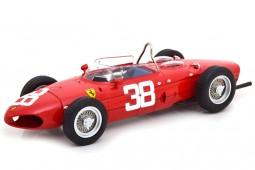 FERRARI 156 Sharknose Campeon del Mundo F1 GP Monaco 1961 G. Hill - CMR Escala 1:18 (CMR169)