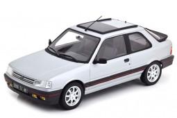 PEUGEOT 309 GTi 1987 Gris - Norev Escala 1:18 (184882)