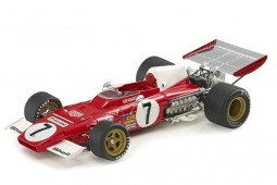 FERRARI 312 B2 Formula 1 1972 Regazzoni - GP Replicas Escala 1:18 (GP31B)