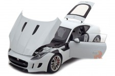 JAGUAR F-Type R Coupe 2015 - AutoArt Escala 1:18 (73651)