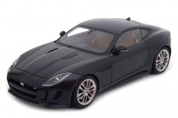 JAGUAR F-Type R Coupe 2015 Negro Mate - AutoArt Escala 1:18 (73652)