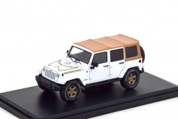 JEEP Wrangler Unlimited Golden Eagle 2018 - Greenlight Escala 1:43 (86173)