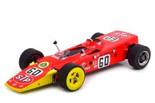 LOTUS 56 Pole Position Indy 500 1968 Joe Leonard - TSM Escala 1:18 (TSM141801)