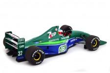 JORDAN 191 Formula 1 Debut GP Spa 1991 Michael Schumacher - Minicamps Escala 1:18 (510911801)