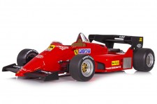 FERRARI 126 C4 Press Version Formula 1 1984 - Tecnomodel Escala 1:18 (TM18122C)
