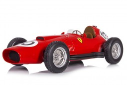 FERRARI 801 Formula 1 GP Great Britain 1957 M. Hawthorn - Tecnomodel Escala 1:18 (TM18151B)