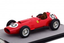 FERRARI 801 Formula 1 GP Great Britain 1957 M. Hawthorn - Tecnomodel Escala 1:18 (TM18151B)