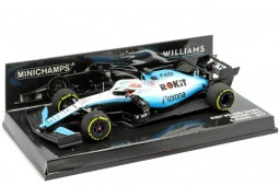 WILLIAMS FW42 Mercedes Formula 1 2019 G. Russel - Minichamps Escala 1:43 (417190063)