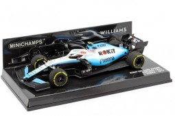 WILLIAMS FW42 Mercedes Formula 1 2019 R. Kubica - Minichamps Escala 1:43 (417190088)