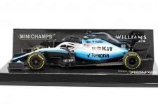 WILLIAMS FW42 Mercedes Formula 1 2019 R. Kubica - Minichamps Escala 1:43 (417190088)