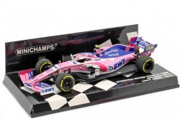 RACING POINT RP19 Mercedes Formula 1 2019 Lance Stroll - Minichamps Escala 1:43 (417190018)