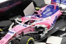 RACING POINT RP19 Mercedes Formula 1 2019 Lance Stroll - Minichamps Escala 1:43 (417190018)