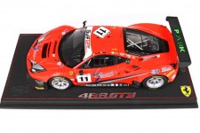 FERRARI 488 GT3 Kessel Pierguidi / Rigon / Broniszewski - BBR Models Escala 1:18 (P18173)