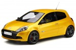 RENAULT Clio RS Ph. II Sport Cup 2010 Amarillo - OttoMobile Escala 1:18 (OT350)