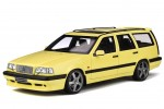 VOLVO 850 T5-R Estate 1995 Amarillo - OttoMobile Escala 1:18 (OT310)