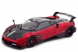 PAGANI Huayra BC 2016 Dubai Red Carbon - AutoArt Scale 1:18 (78276)