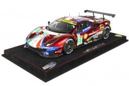 FERRARI 488 GTE Evo V8 24h Le Mans 2019 Calado / Pier Guidi / Serra - BBR Scale 1:18 (P18181A)