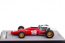 FERRARI 312 F1-67 Formula 1 GP Italia 1967 L. Bandini - Tecnomodel Escala 1:18 (TM18-120A)