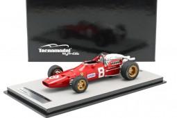 FERRARI 312/67 3rd GP Formula 1 Germany 1967 Chris Amon - Tecnomodel Scale 1:18 (TM18120B)