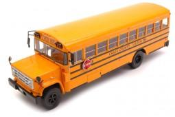 GMC 6000 Schoolbus 1989 - Ixo Models Scale 1:43 (BUS004)
