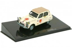 CITROEN Dyane Rally Paris-Kaboul 1970 - Ixo Models Escala 1:43 (RAC278)