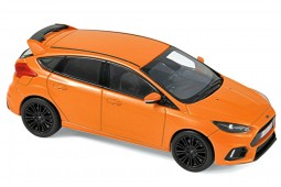 FORD Focus RS 2016 Naranja Metalico - Norev Escala 1:43 (270566)