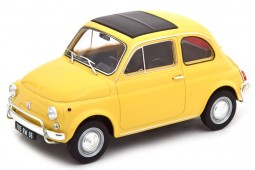 FIAT 500L 1971 yellow - Norev Scale 1:18 (187772)